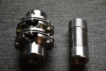 12-Arpex und Simplaflex Kupplung