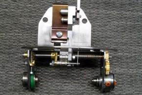 08-MiRa-DF16-Spulenträger mit Metallchassis