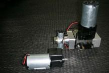08-Zahnradpumpe 24 Volt mit Ersatzmotor