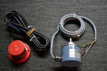 15-Drehgeber und Abschaltung Ölbehälter 16N4